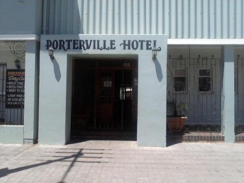 The Porterville Hotel Photo