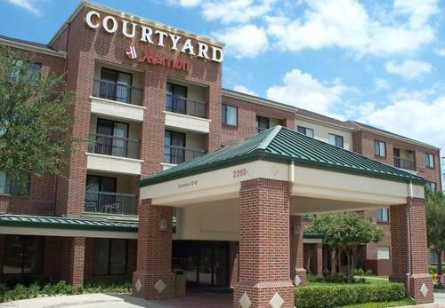Courtyard Dallas Dfw Airport South/Irving - Irving, TX 75062