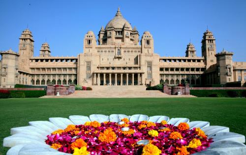 Umaid Bhawan Palace , Jodhpur  , Indien, picture 14