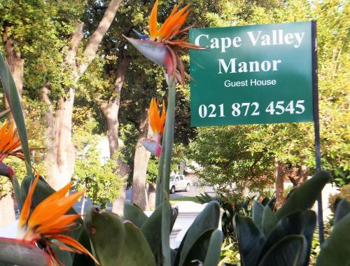 Cape Valley Manor Guesthouse Photo