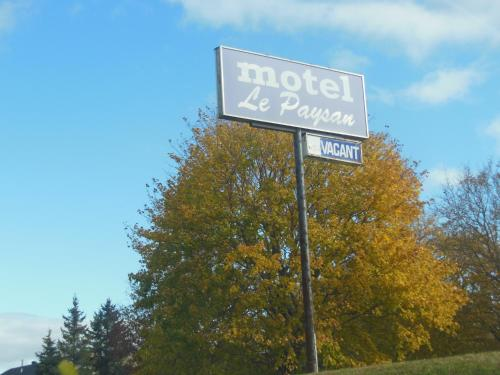 Motel Le Paysan Photo