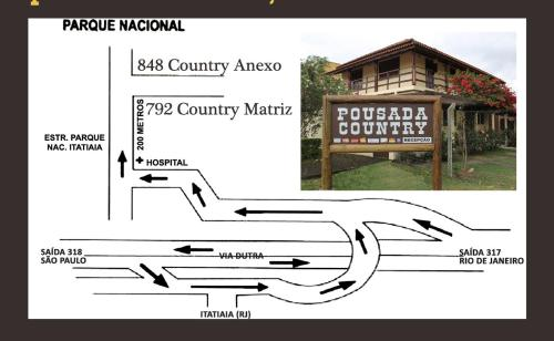 Pousada Country Photo