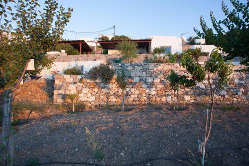 Patmos Chora traditional villa Genadio, 帕特莫斯