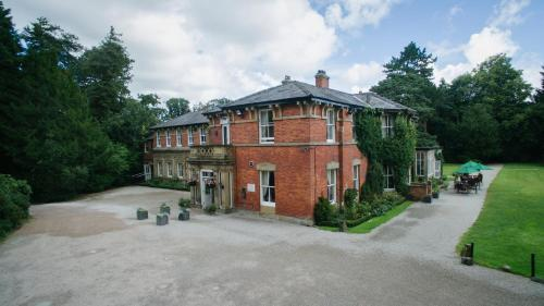 Bartle Hall Hotel, eco-hotel in Preston, Verenigd Koninkrijk