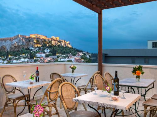 Athos Hotel in athens - 2 star hotel
