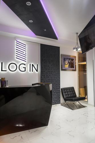 Log In Rooms - zagreb - booking - hébergement