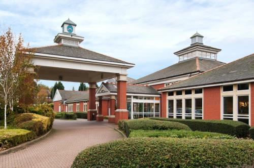 Photo of Hilton Northampton Hotel Hotel Bed and Breakfast Accommodation in Northampton Northamptonshire