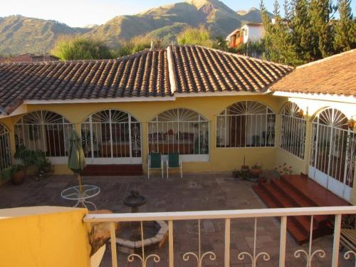 The Garden House Cusco Photo