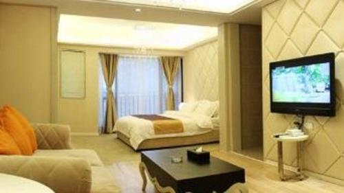 Shuyi Apartment Hotel (Chengdu New Exhibition Center Xiangnian Square), Shahepu