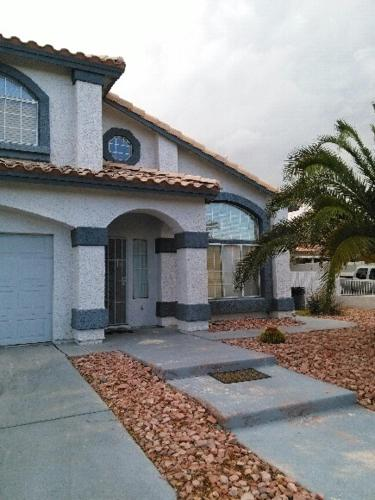 Las Vegas Four-Bedroom House Photo