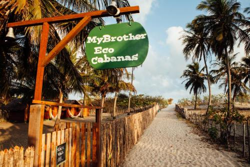 MyBrother Beach Cabanas Photo