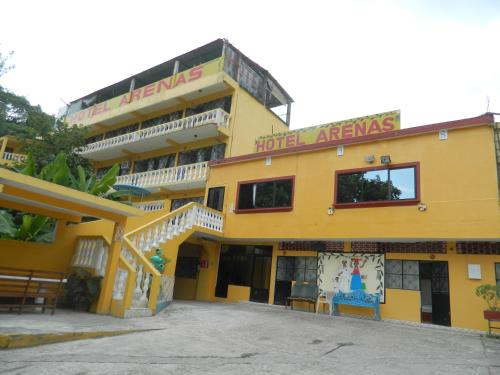 Hotel Arenas Photo
