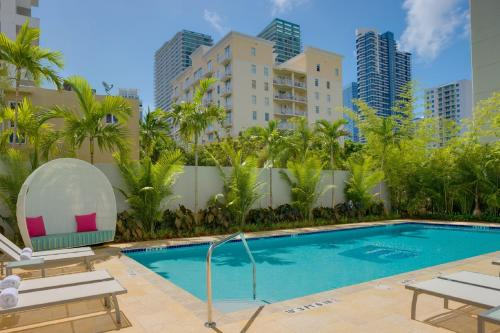 Aloft Miami Brickell Photo