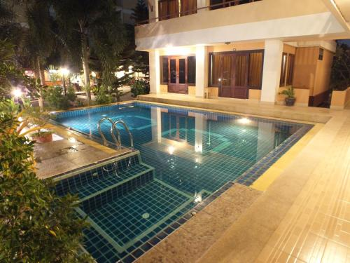 Chaba Garden Resort - pattaya -