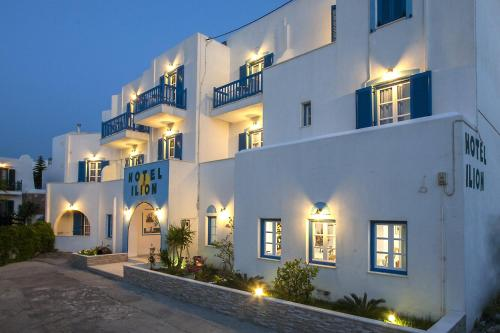 Ilion Hotel - naxos -