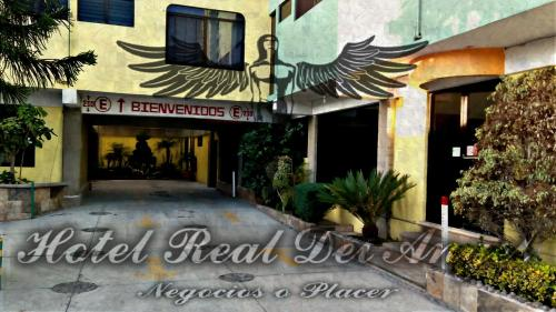 Hotel Real Del Angel Photo