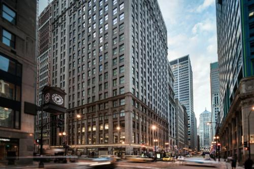 Residence Inn by Marriott Chicago Downtown/Loop - Chicago - booking - hébergement