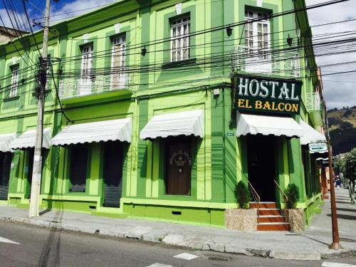 Hostal el Balcón Quito Photo