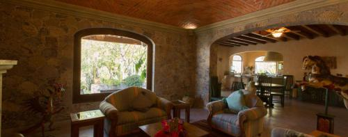 La Casa Del Huizache - Boutique Villas Xichu Photo