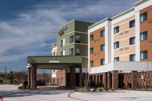 Courtyard by Marriott Houston North/Shenandoah Photo