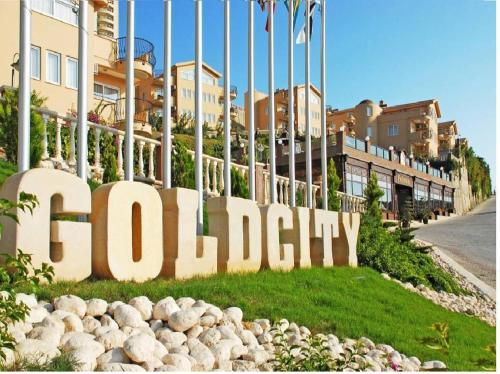 Alanya Goldcity Holidays Villas address