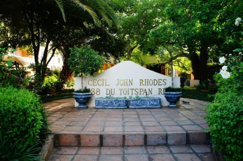 Cecil John Rhodes Guest House Photo