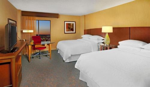 Sheraton Albuquerque Airport Hotel Photo