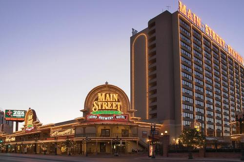 Main Street Station Casino Brewery and Hotel, Лас-Вегас