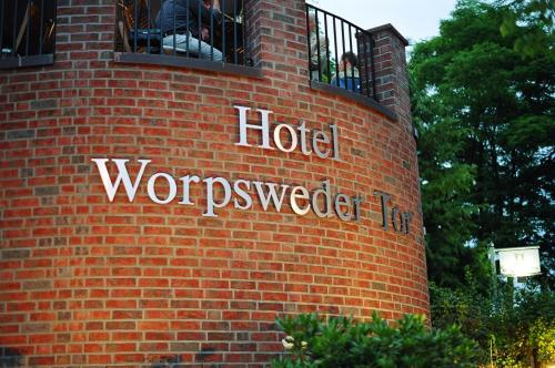 Hotel Worpsweder Tor