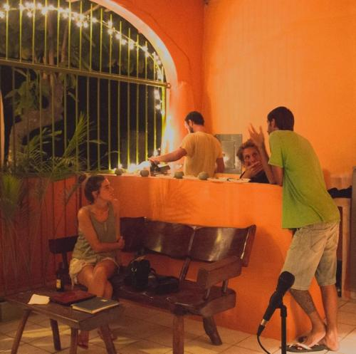 Hostal La Selva San Pancho Photo
