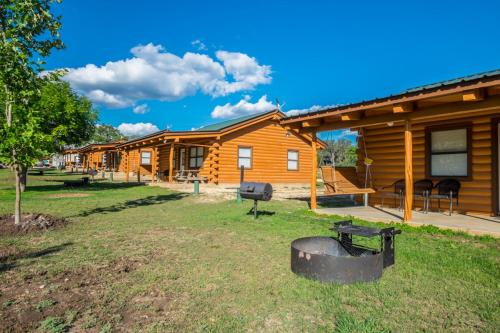 River Bluff Cabins Photo