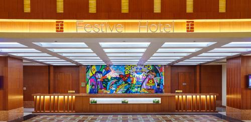 Resorts World Sentosa - Festive Hotel staycation