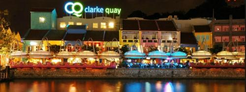 Beds and Dreams Inn @ Clarke Quay photo 22
