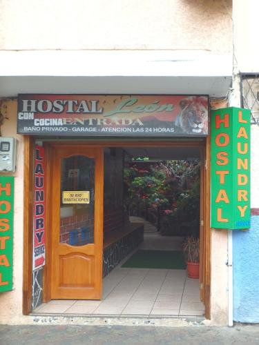 Hostal León Photo