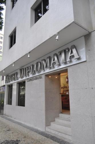 Hotel Diplomata Copacabana Photo