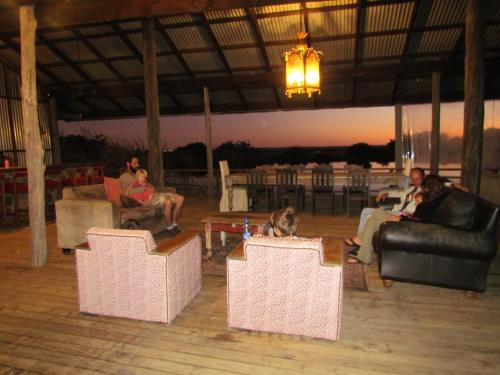 Plettenberg Bay Game Reserve: The Baroness Luxury Safari Lodge Photo