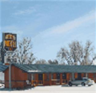 Western Motel Ranchester Photo