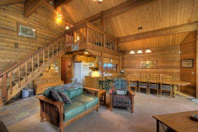 Fairway Family Cabin Photo