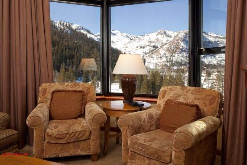 Resort at Squaw Creek Penthouse #808 - Olympic Valley, CA 96146