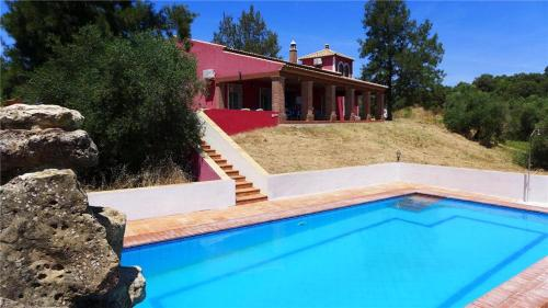 Eight-Bedroom Holiday home in GV de Sevilla, Tocina