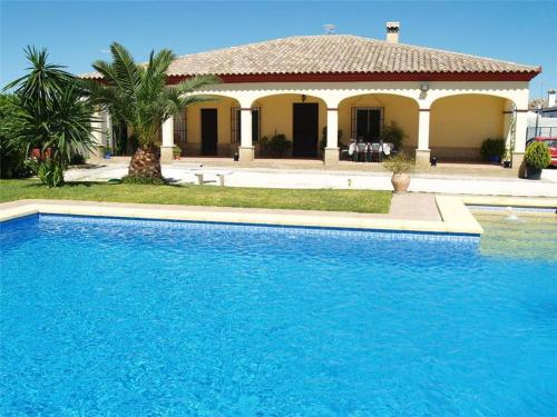 Four-Bedroom Holiday home in LP de Cazalla II, La Lantejuela