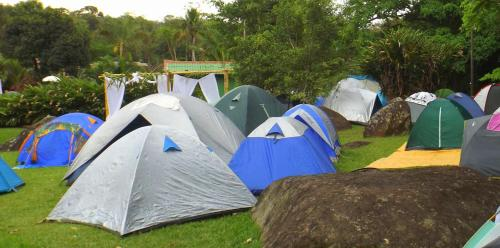 Caravela Camping Ilhabela Photo