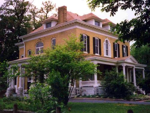 Beall Mansion An Elegant Bed & Breakfast Inn