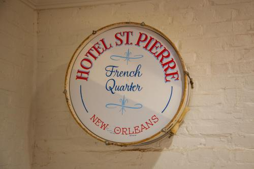 Hotel St. Pierre French Quarter Photo