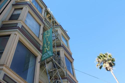Union Hotel - san-francisco - booking - hébergement