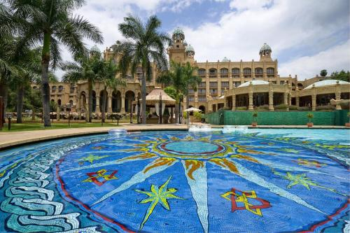 The Palace of the Lost City at Sun City Resort Photo