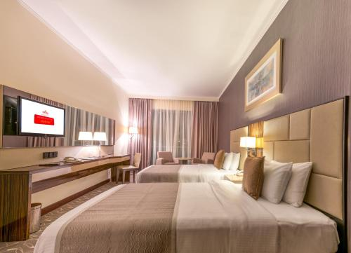 Hawthorn Suites by Wyndham Abu Dhabi City Center photo 11