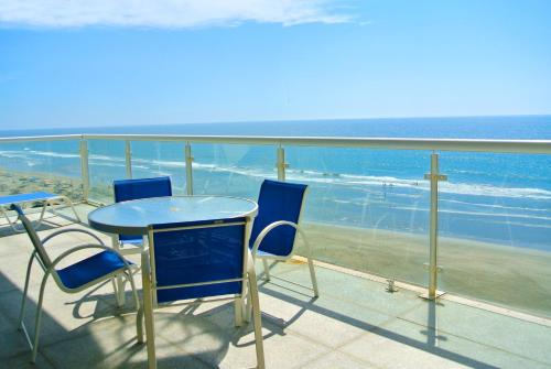 Ocean Front Condo Diamante Photo