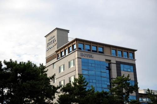 Residence Hotel Blue Ocean View, Ulsan