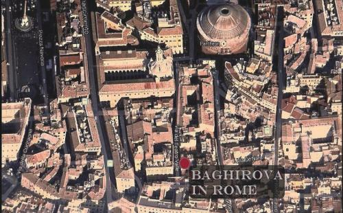 Baghirova in Rome Guest House